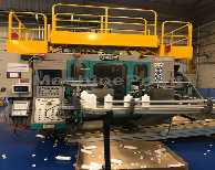 Extrusion Blow Moulding machines up to 10L - TECHNE - System 4000-660T