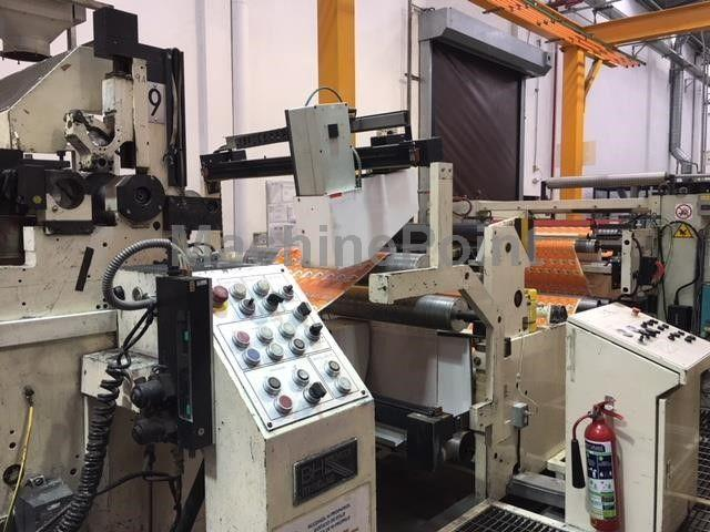 BHS - F-1000-9 - Used machine - MachinePoint
