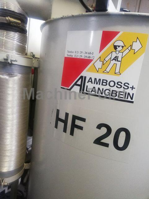 AMBOSS + LANGBEIN - Complete granulate conveyor system - Maquinaria usada - MachinePoint