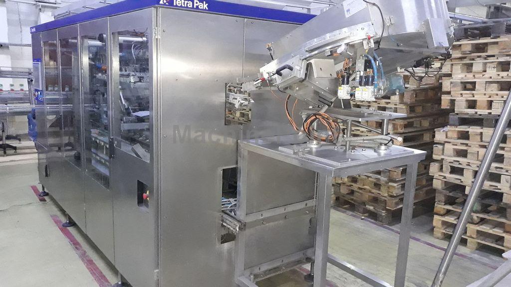 Poważnie Używana TETRA PAK TBA21 1000S 2002 na sprzedaż | Machinepoint XX69