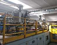 Go to Extrusion Blow Moulding machines up to 10L BLOWMOLDING BM 5000-D elettrica