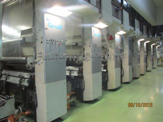 Used CERUTTI R960 of 2001 for sale | Machinepoint
