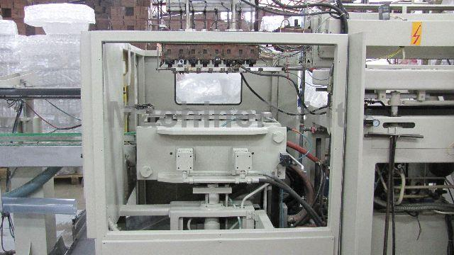 Devam et Extrusion Blow Moulding machines up to 10L PAVAN ZANETTI HDL-5L