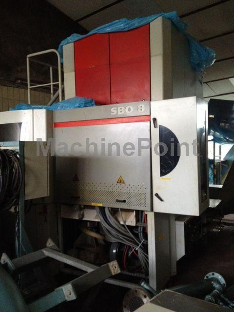 Go to Stretch blow moulding machines SIDEL SBO 8 Series 2