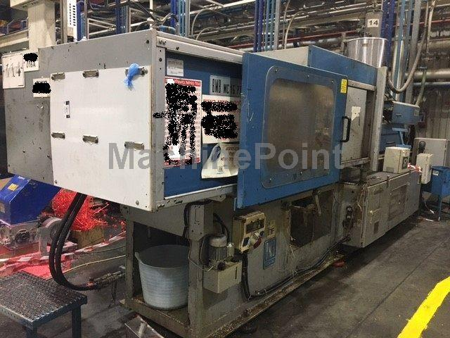 去  Injection molding machine up to 250 T  BMB MC 16 PI