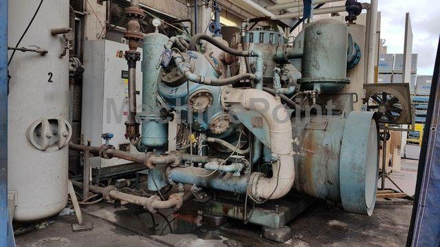 Devam et Air Compressors (High Pressure) BELLIS & MORCOM WH50 HSM