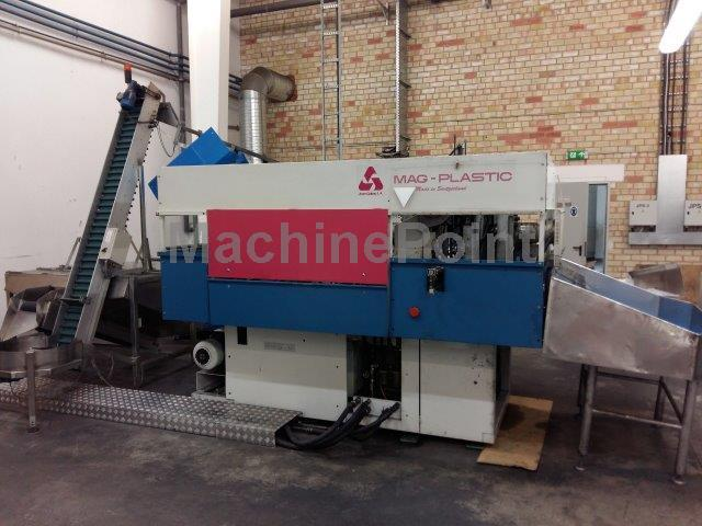 Go to Stretch blow moulding machines MAG SSB 20