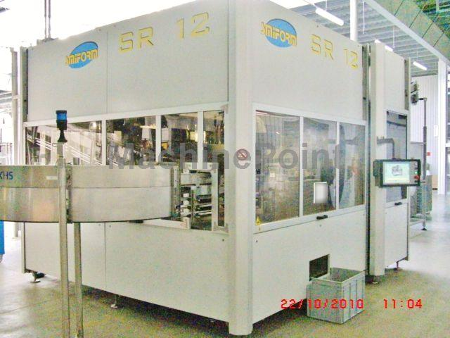 Go to Stretch blow moulding machines SMI SR 12