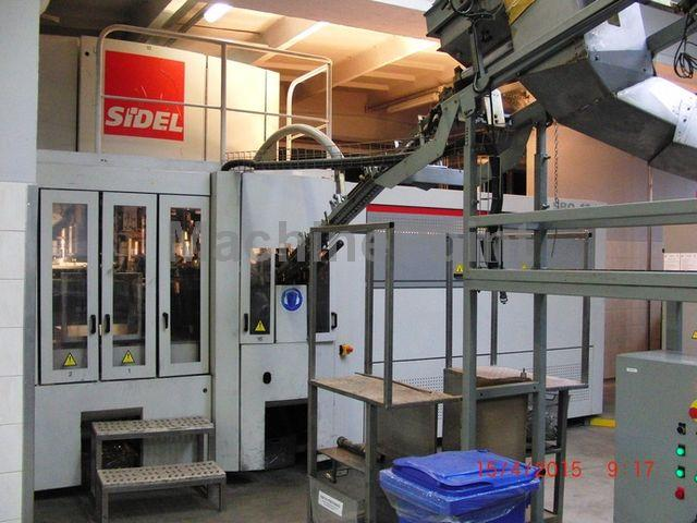 Go to Stretch blow moulding machines SIDEL SBO 10 Series 2