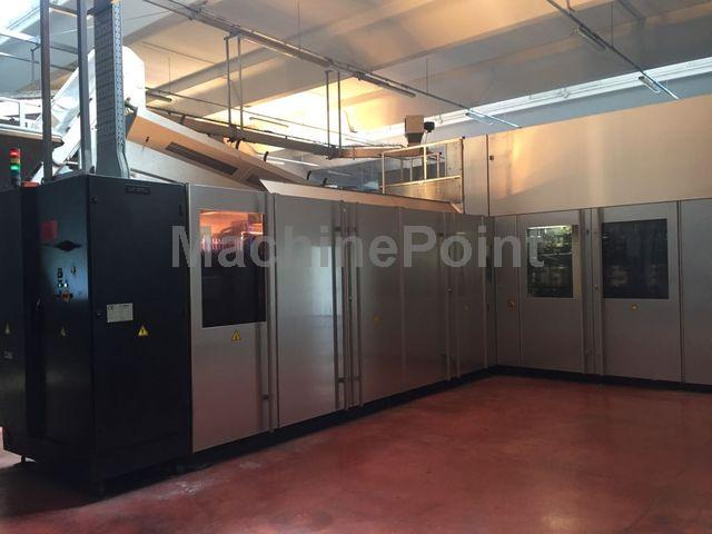 Go to Complete PET filling line for sparkling water SIDEL SBO 20 Combi Eurotronica SMC 140/20 C