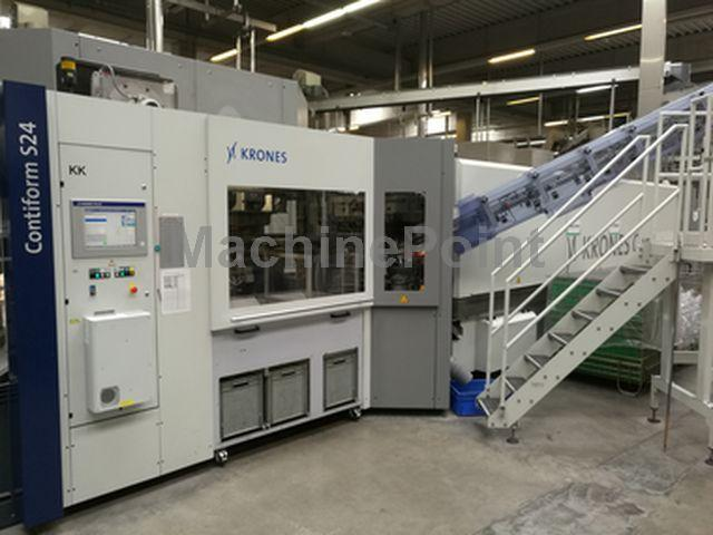 Go to Stretch blow moulding machines KRONES AG CONTIFORM S24
