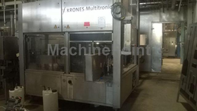 Go to Bottle inspector KRONES AG Multitronic A30