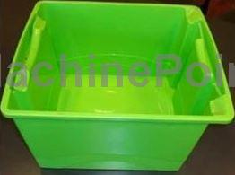 Go to Injection moulding moulds  Hobby Box with lid (22L) + wheels