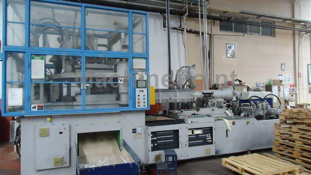 去 Injection stretch blow moulding machines for PET bottles NISSEI ASB 650 EXHII