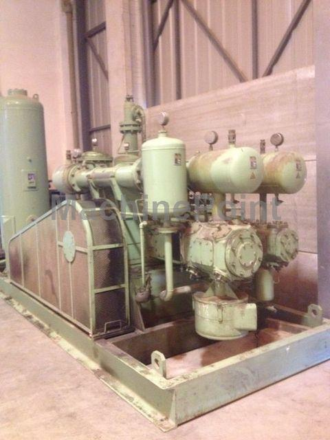 Go to Air Compressors (High Pressure) ABC 4HA-4-LT