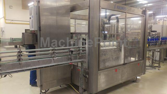 Devam et PET labelling machine KRONES CONTIROLL