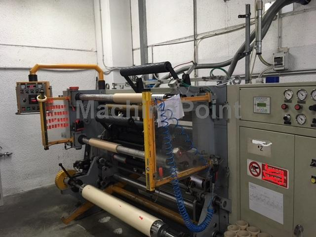 Go to Double-shaft film slitter-rewinders GIANI B 400