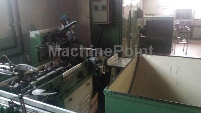 Devam et Bottle printing machines OMSO R37