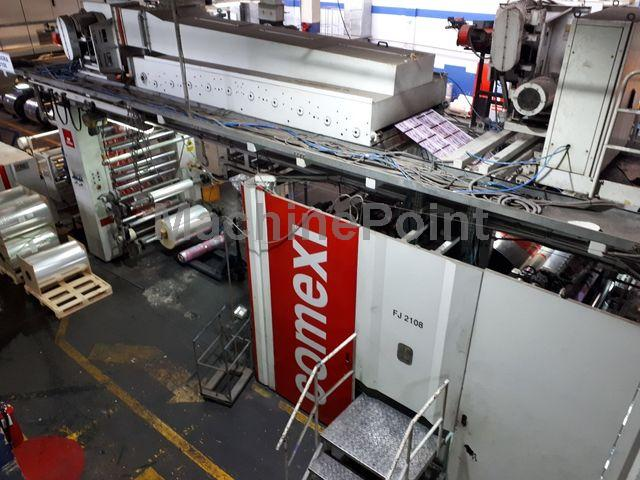 Go to  8 Colours CI flexo presses COMEXI FJ 2108