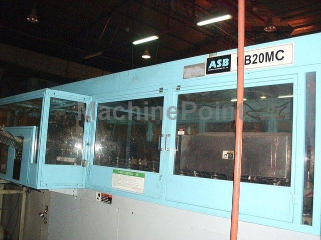 Go to Stretch blow moulding machines NISSEI ASB NB 20 MC