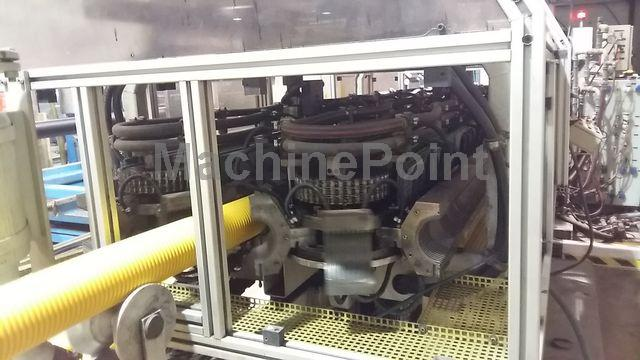 Go to Extrusion line for corrugated pipes FRÄNKISCHE ROHRWERKE FDC 160
