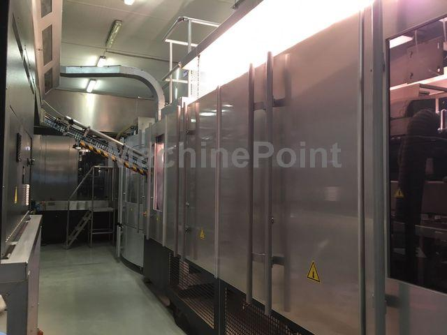 Go to Complete PET filling line for still water SIDEL Combi Eurotronica FM S