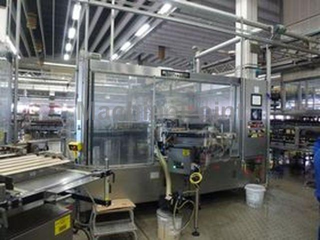 Go to Labelling machine for glass bottle KRONES AG Topmatik 71