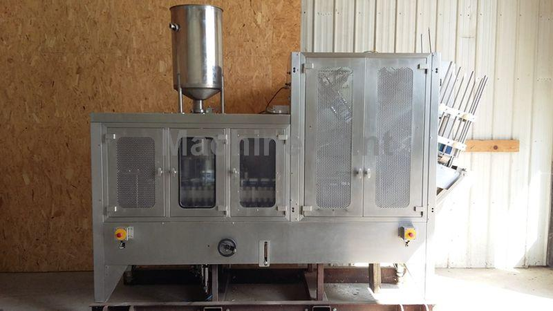 去 Other carton filling machine EVERGREEN QUK 10R