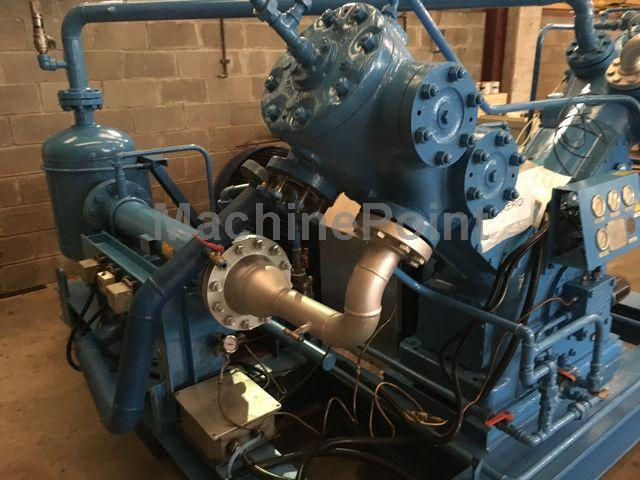 Devam et Air Compressors (High Pressure) SIAD WS2/190-B2