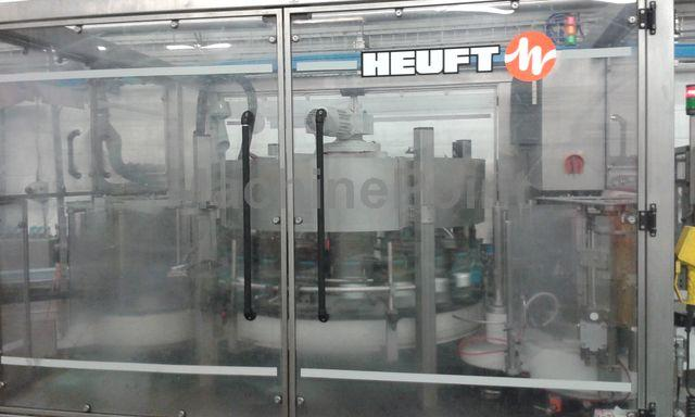 去 PET labelling machine HEUFT Tornado Vers 6.00.01