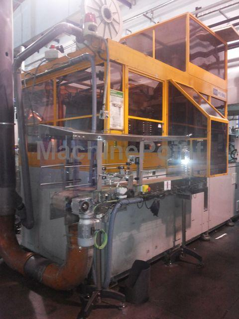 Devam et Injection stretch blow moulding machines for PET bottles NISSEI ASB PF 3-1BHL