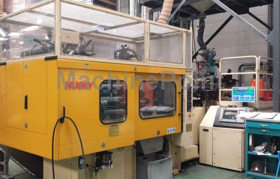 Go to Injection moulding machine for preforms HUSKY LX160 PET RS60/60