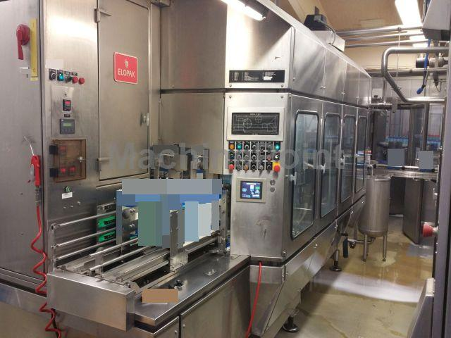 去 Other carton filling machine ELOPAK PS 70