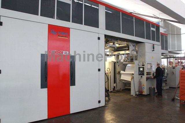 Go to  8 Colours CI flexo presses FLEXOTECNICA FX8