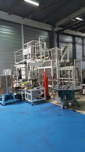 去 Accumulation Head Extrusion blow moulding machine KAUTEX H10.3.S60