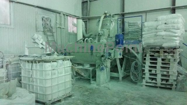 Idź do High speed mixers PLASMEC COMBIMIX-HC300/1000/FV