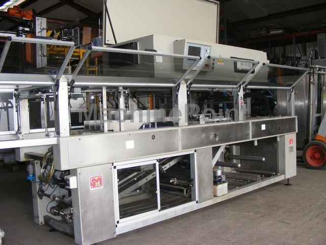 Devam et Shrink Wrapper for PET bottles SMI APET143/DF