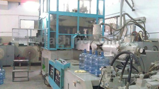 去 Injection stretch blow moulding machines for PET bottles NISSEI ASB 650 EXHS