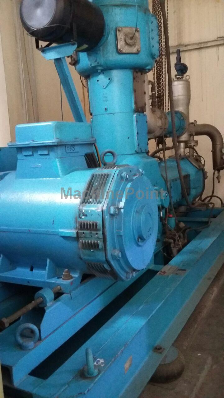 Go to Air Compressors (High Pressure) ATELIER FRANCOIS CE 46B