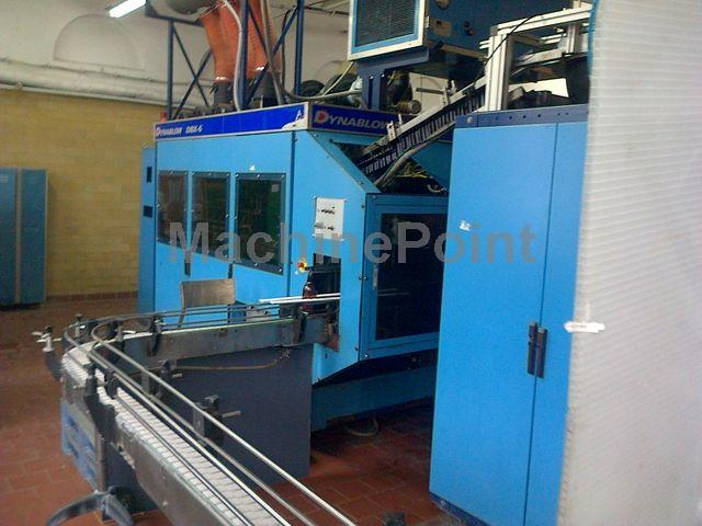 Go to Stretch blow moulding machines TETRA PAK DBX 6