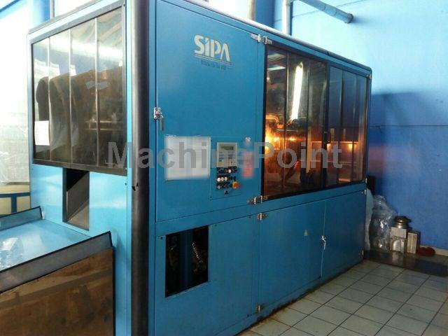Devam et Stretch blow moulding machines SIPA SF 2/1