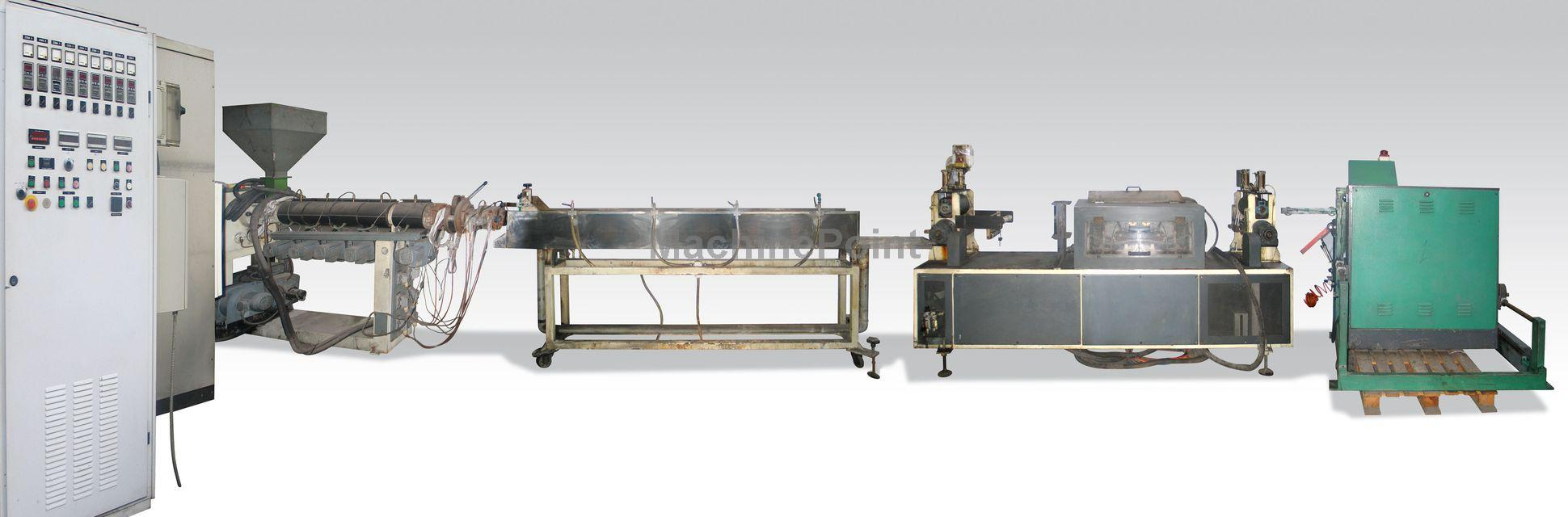К Extrusion line for drip irrigation PLASTIPROGRAM RS50E - 1/32