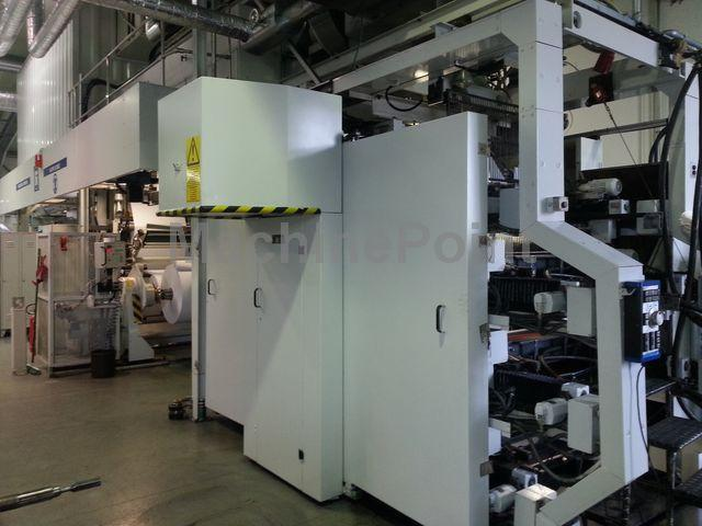 Go to  8 Colours CI flexo presses FISCHER & KRECKE 10 DF/8