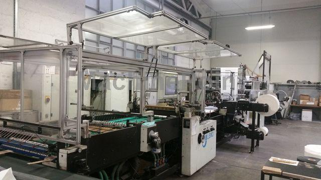 Go to Loop handle bag making machine LEMO INTERMAT 850 TU-SGS III CT