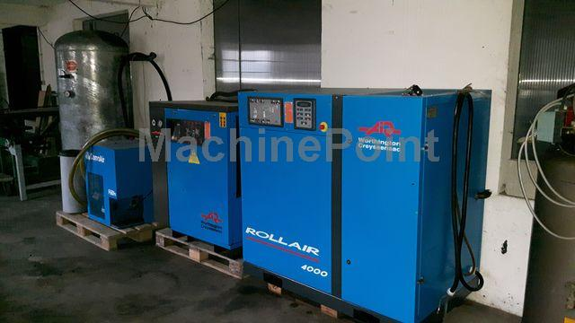 Devam et Air Compressors (Low Pressure) ROLLAIR RLR 4000 AX2