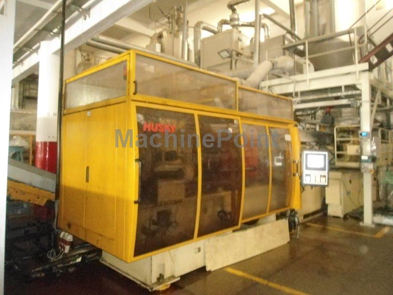 Go to Injection moulding machine for preforms HUSKY GL 225 PET P85 / 100 E85