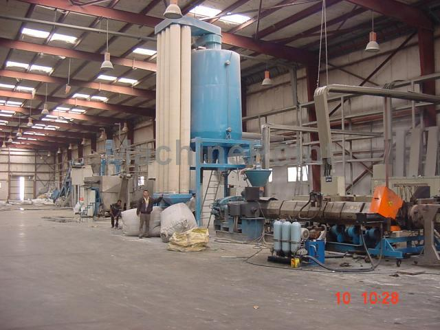 AMUT Recycling plant 1999-11
