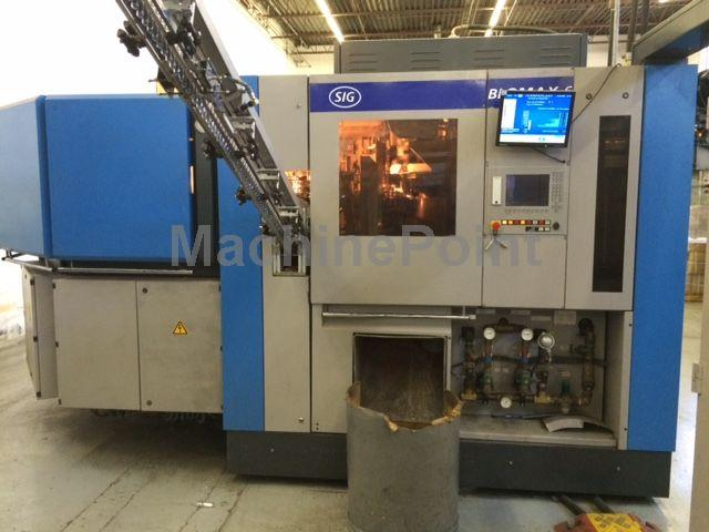 Go to Stretch blow moulding machines SIG BLOMAX Blomax 6 II