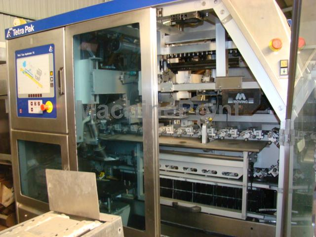 去 Cap Applicators TETRA PAK TCA75
