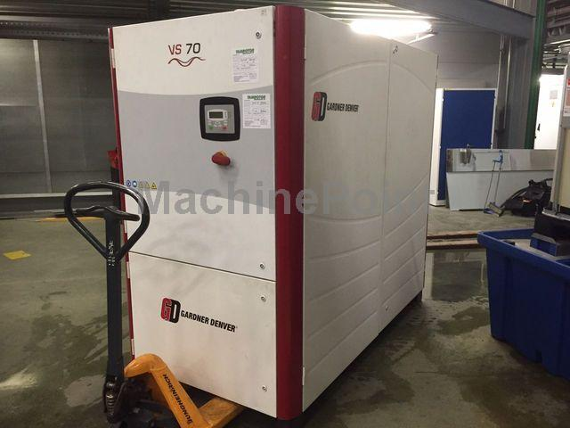 Devam et Air Compressors (Low Pressure) GARDNER DENVER VS70